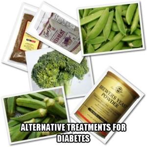 alternative treatments for diabetes